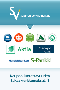 Kaupan luotettavuuden takaa Suomen Verkkomaksut