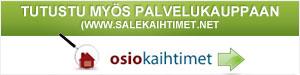 Tutustu Sälekaihtimet.net -palvelukauppaan