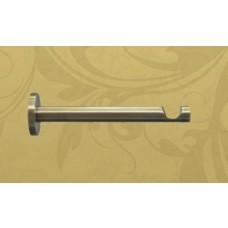 Metropolitan kannake 18 cm antiikkimessinki 19mm
