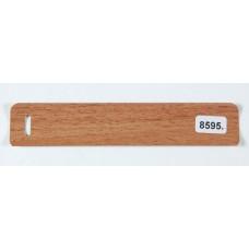 Tiikki puujäljitelmäalumiinisäle