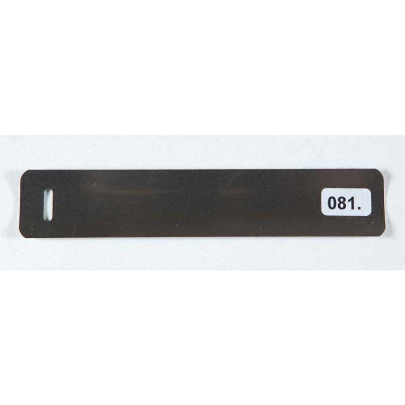 Kiiltävä tumma metallisävy (081)