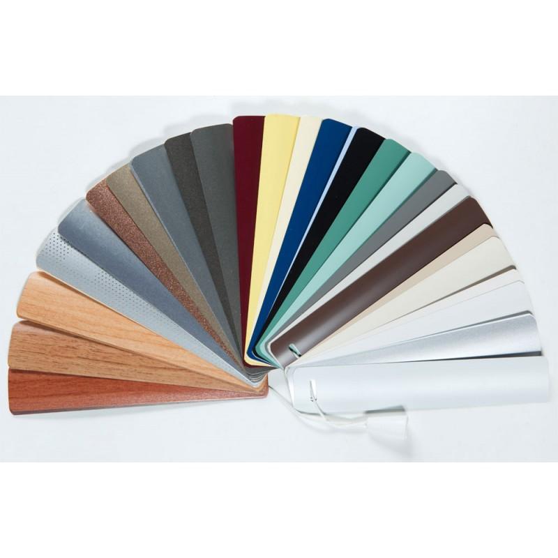 25 mm säleen värivaihtoehdot